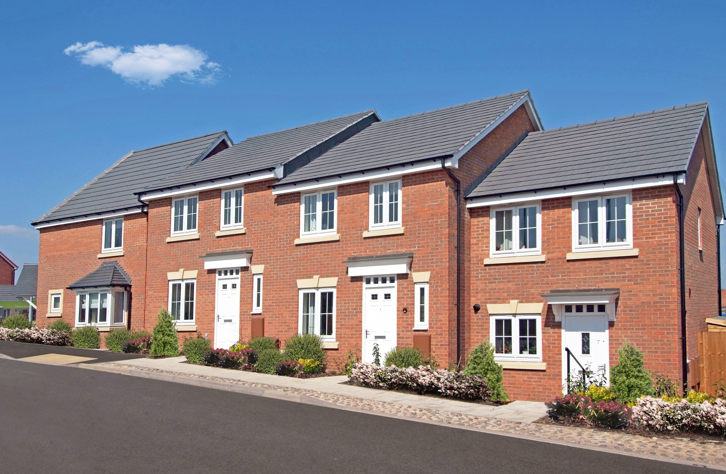 New build homes making property more unaffordable for New homes to build