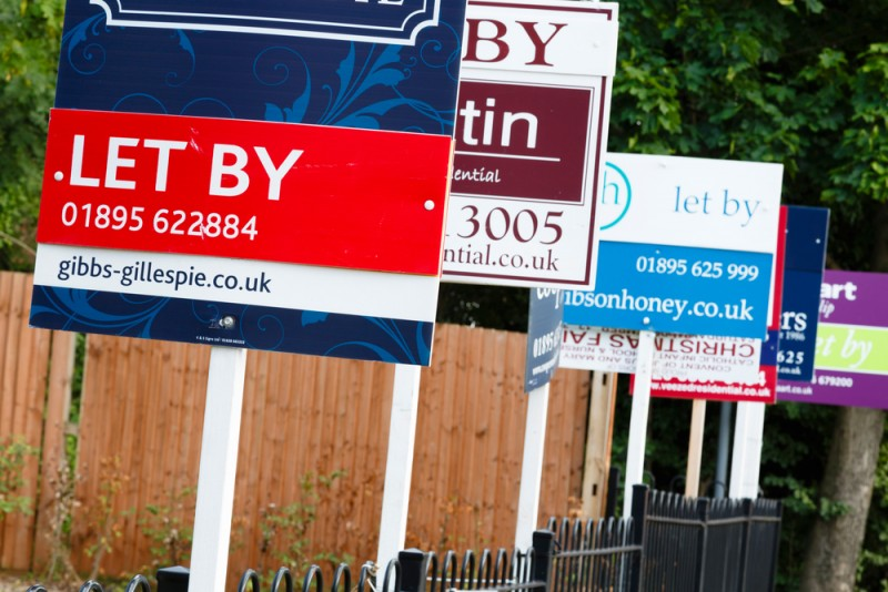 Landlords hike rents in response to buy-to-let tax changes