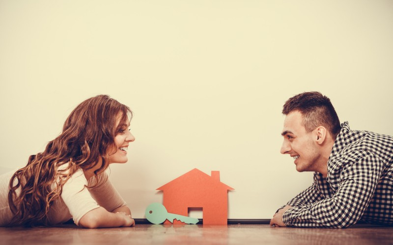 Mortgages for first-time buyers struggling with upfront costs