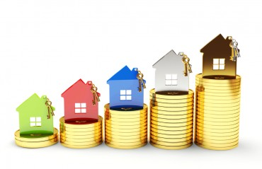 Property asking prices on the rise