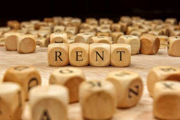 Annual rents rising faster than wages