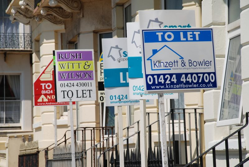 Sharp fall in buy-to-let mortgage deals as lenders pull out of the market