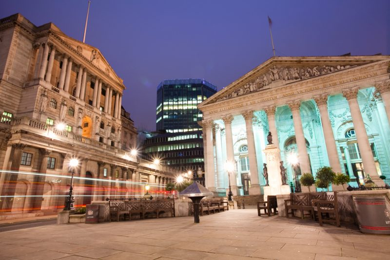 Bank of England hints at interest rate hike in coming months