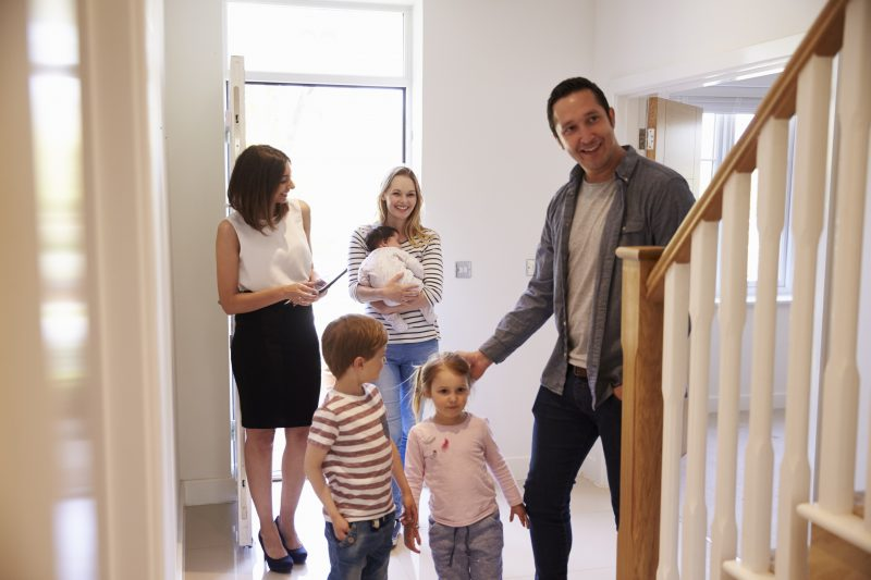 First-time buyers hit the hardest by rising rates