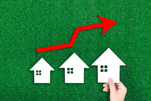 Rents predicted to rise faster than house prices over the next five years