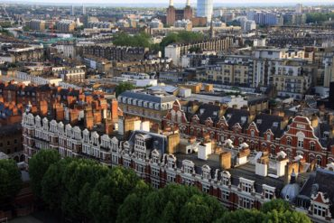 The UK areas where house price growth is exceeding earnings