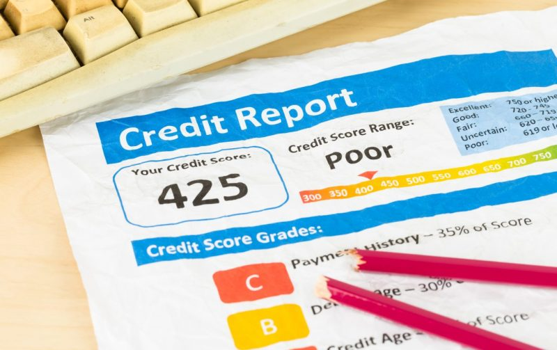How to get a mortgage with a bad credit history
