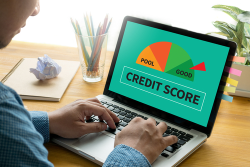 5 top tips to improve your credit score