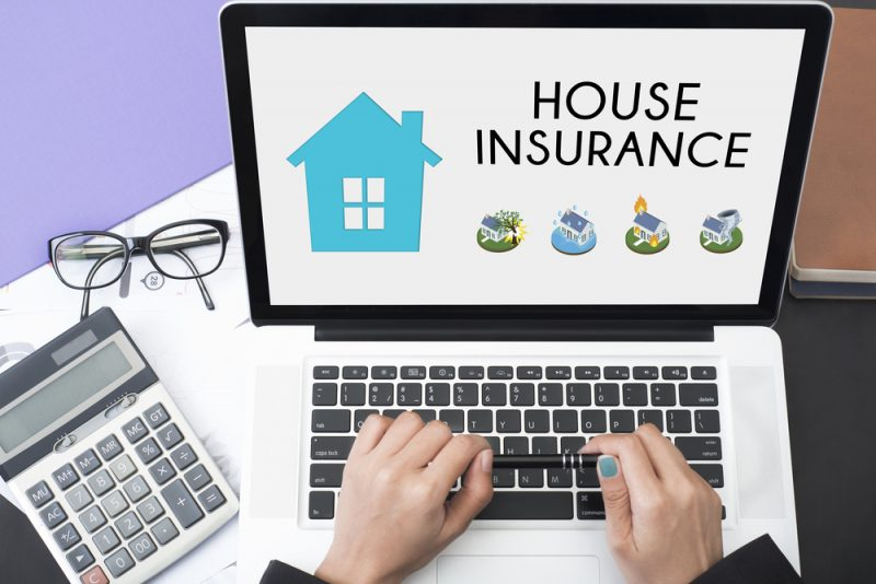 Buy home insurance in four minutes