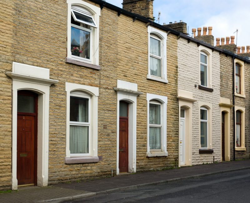 House prices fell in January, says Halifax