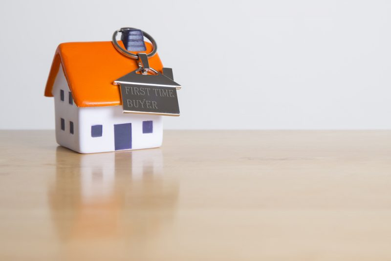 First-time buyers were 'keeping the market going' in March