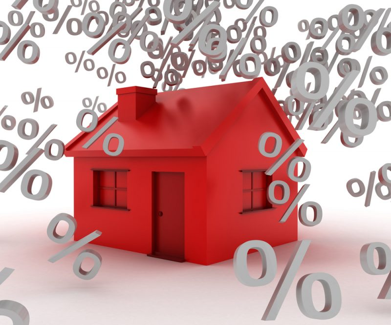 Rates rise on two-year fixed mortgage deals