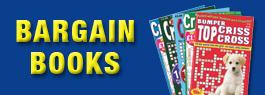 Bargain Books logo