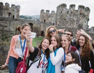 Academic Summer 2014 Liverpool Trip To North Wales Conwy Castle