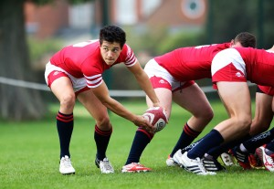 Photo of Bedford School Rugby Match 300x207