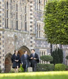 Brighton College Prefects
