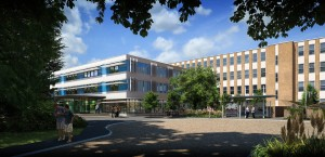 Photo of Cats College Building Exterior 300x145