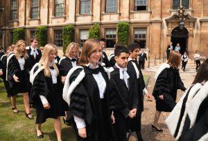 Photo of Cats College School Graduation Robes Ceremony Cambridge 300x204