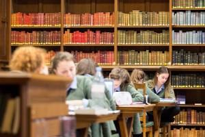 Cheltenham Ladies College Studying