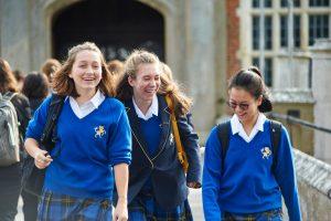 Cobham Hall Girls Boarding school