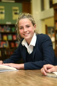 Harrogate Ladies College Tilly Student Profile