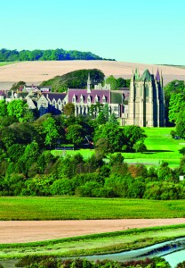 Photo of Lancing College Building 208x300