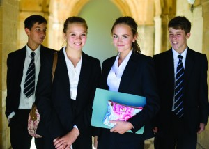 Photo of Lancing College Pupils 300x214