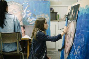 Mayfield Art Class