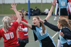St Leonards Mayfield School Netball