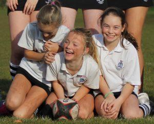Trinity School Rugby Girls