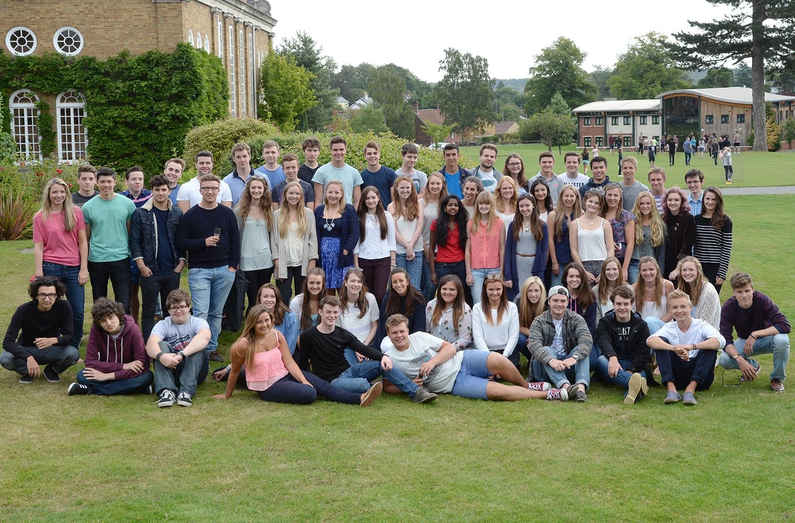 f474c4c55b6 Bishop's Stortford College celebrates 100% A Level success