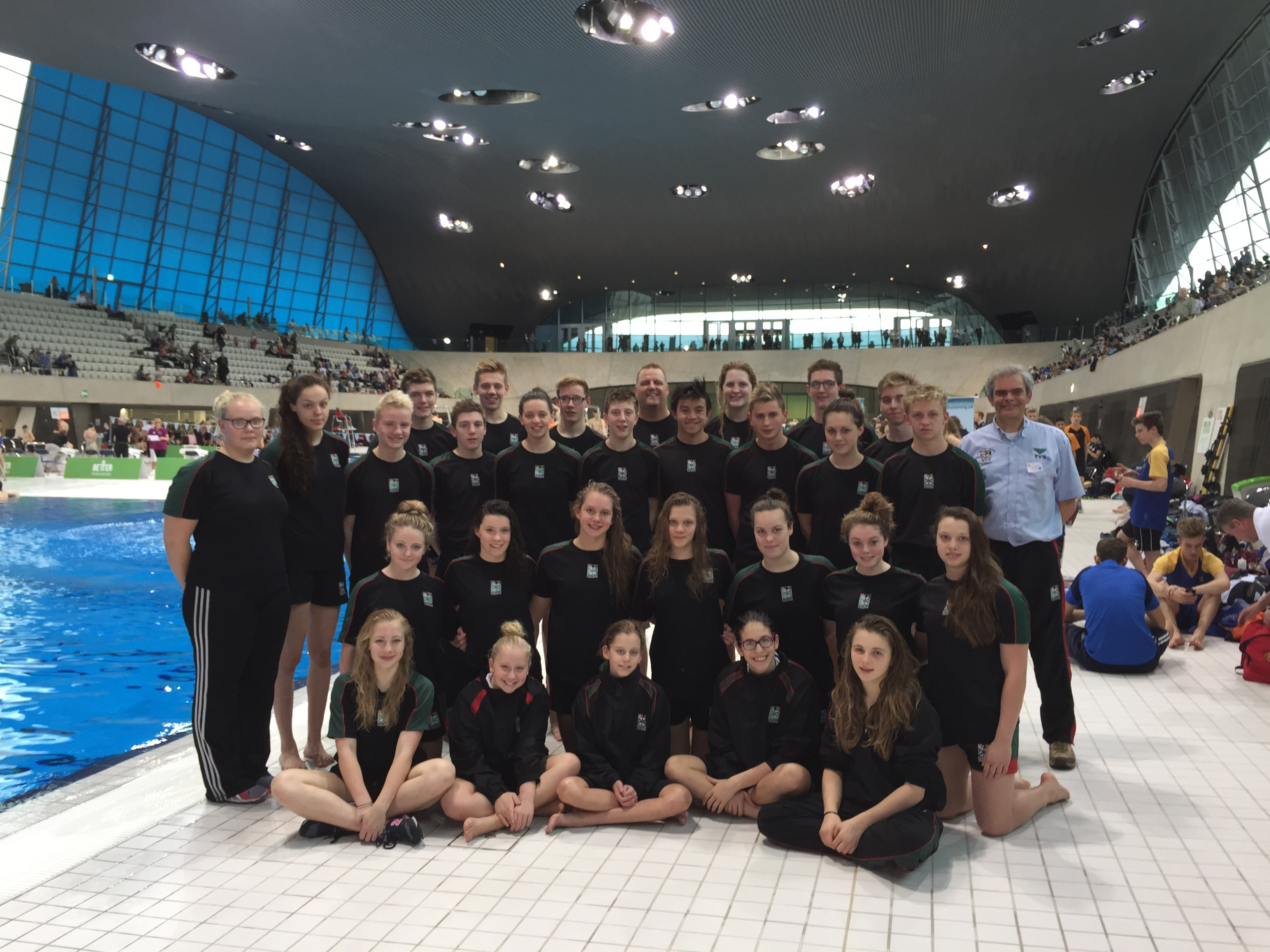 Plymouth College 39 S Victory In English Schools Swimming Championships Uk Boarding Schools