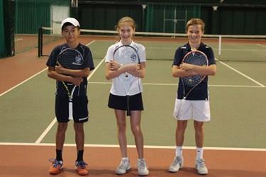 Culford Tennis Trio To Represent Great Britain In 2015