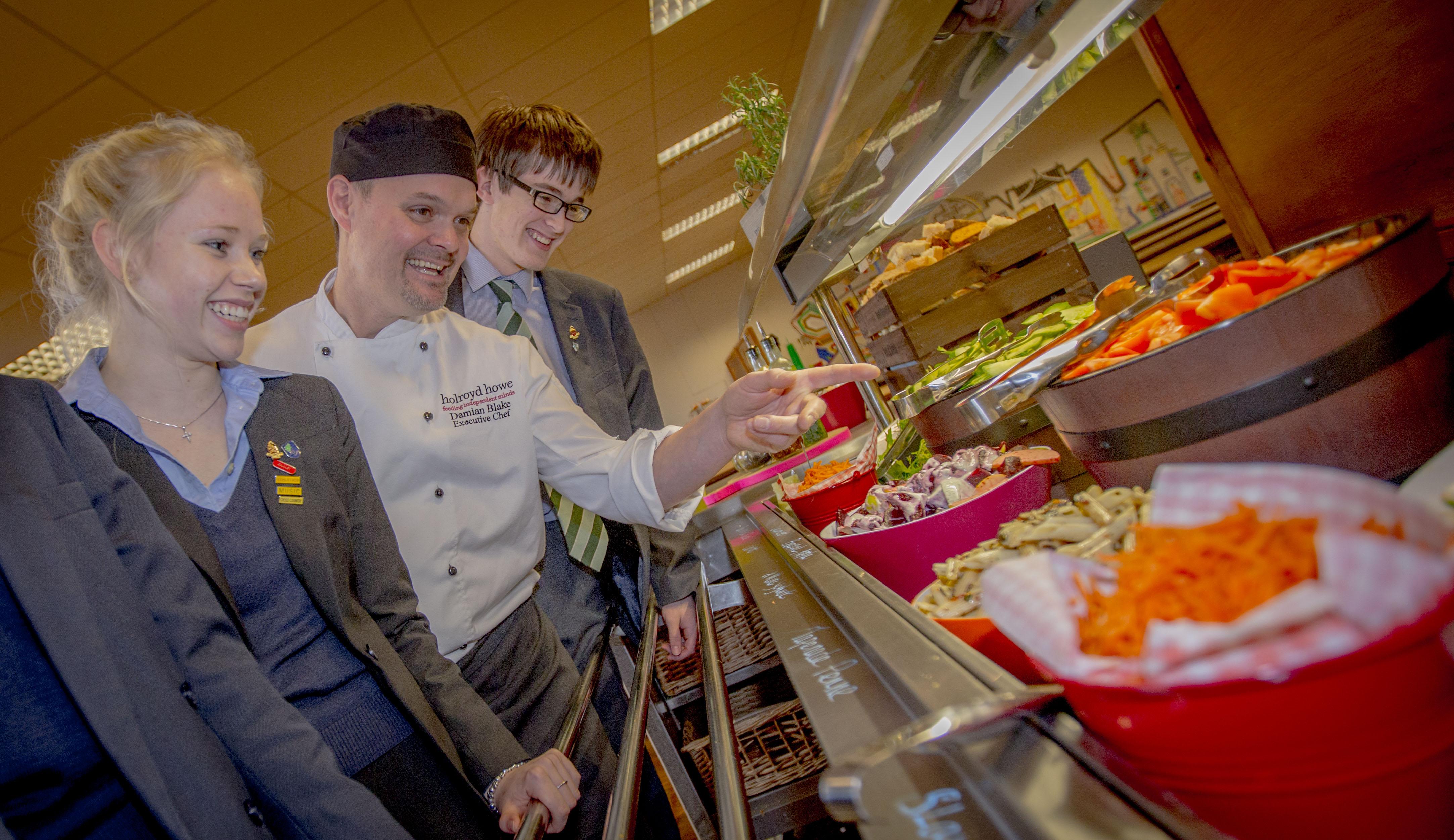 Bromsgrove Educates Foodies For Life