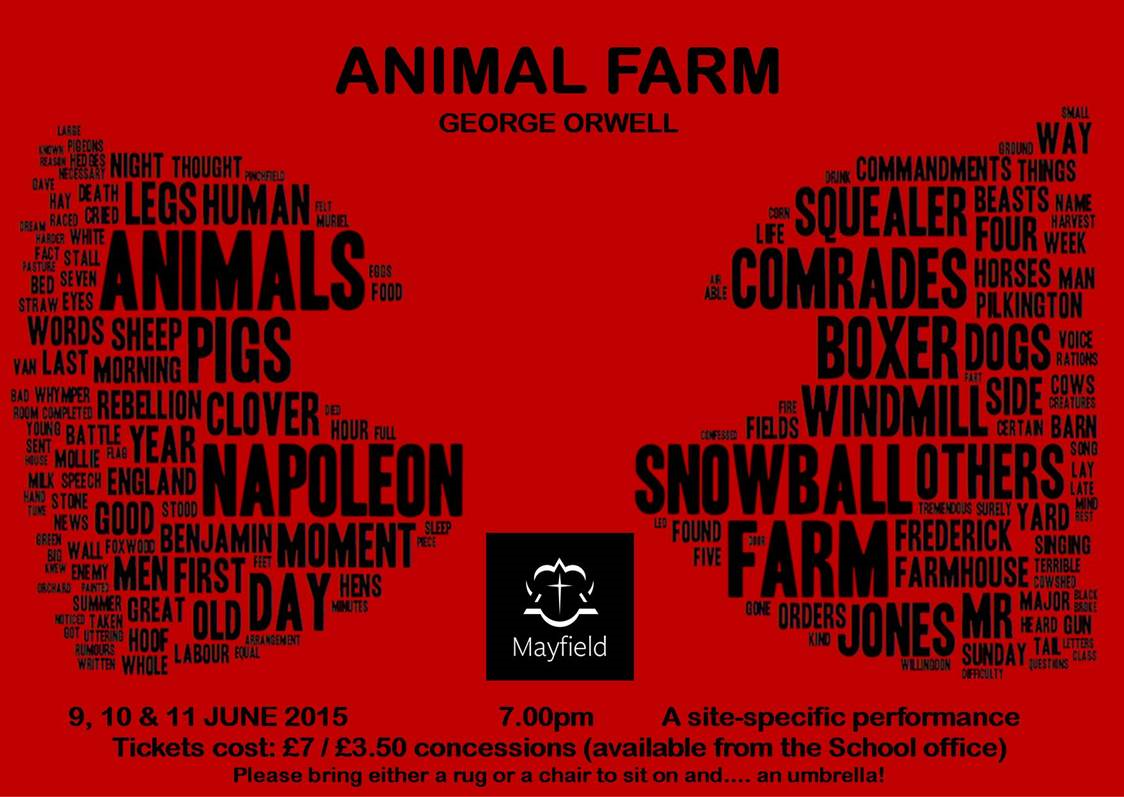 the similarities between orwells animal farm and russian revolution Get access to comparison between animal farm and  comparison of animal farm to the russian revolution mr  comparison in george orwells animal farm, .