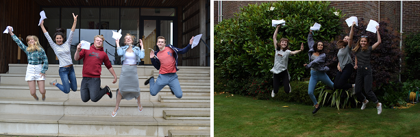Jumping For Joy Gcse Competition Winners 2015