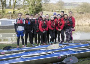 Dauntsey's to Tackle legendary Canoe Marathon in New Boats