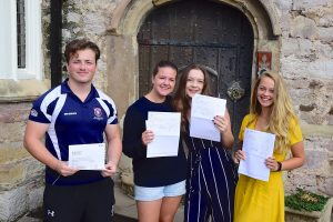 St David's College students achieve fantastic A-level and