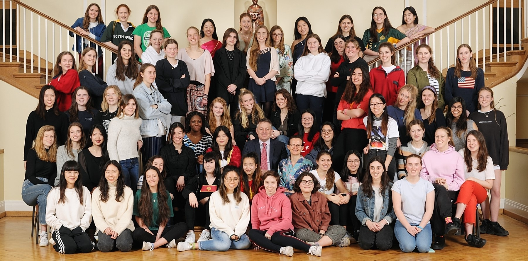 A-level success for multi-faceted St Swithun's girls