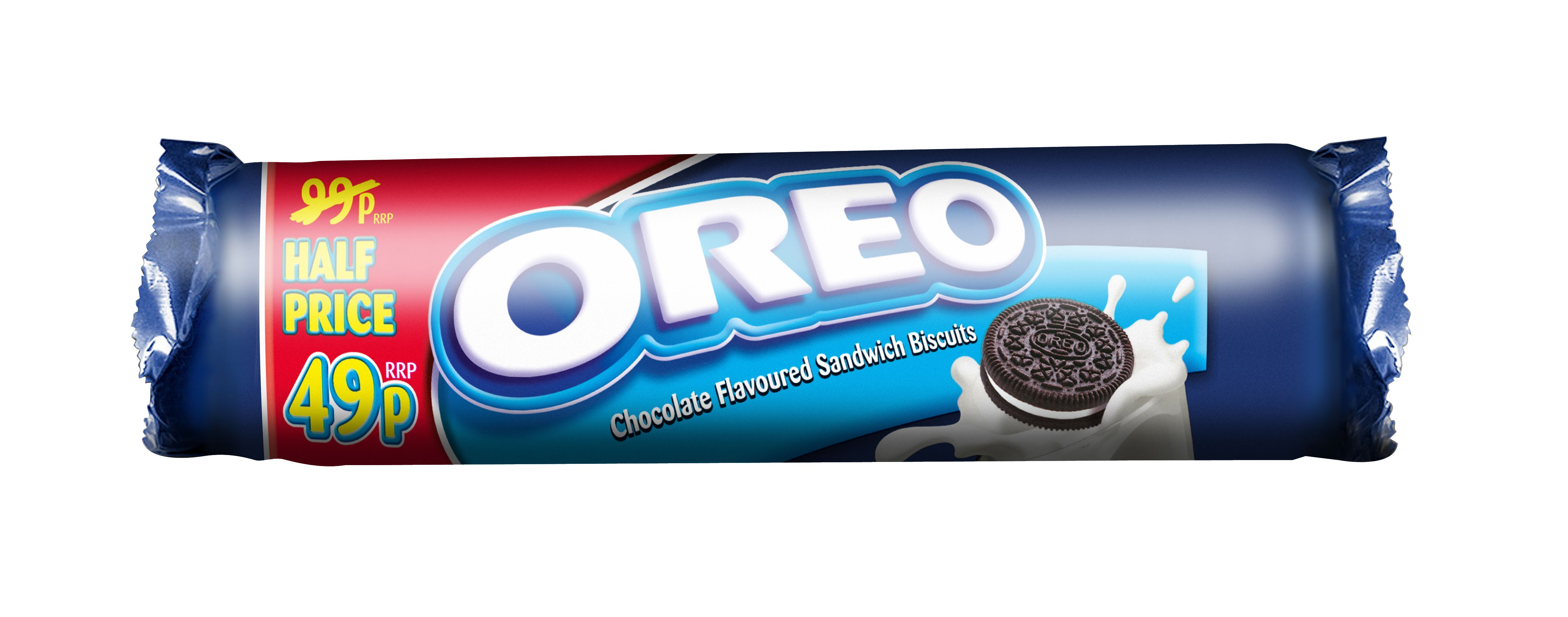 Oreo Introduces Price-marked Packs