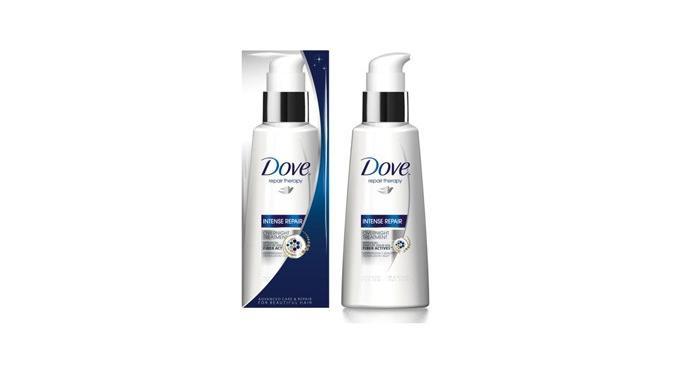 Dove extends haircare range