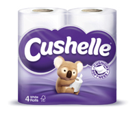 CushelleR Today Announces The Return Of Loveable Cushelle Koala To Our TV Screens As Part A New Animated Ad Campaign