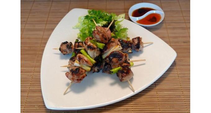 Wing Yip joins BBQ bonanza