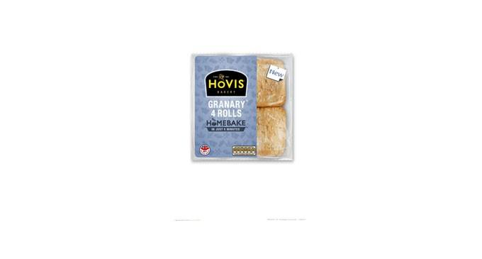 Hovis Homebake launches part-baked loaves and rolls