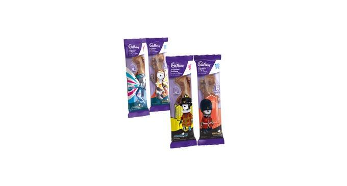 Cadbury reveals next wave of Olympic products