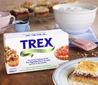 Photo of Trex pack shot with mixing bowl WEB