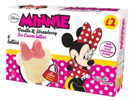 r r unveils mickey and minnie ice cream lollies