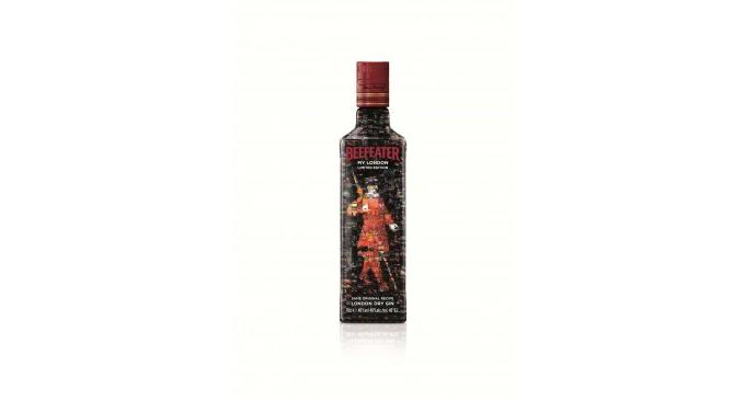 Beefeater launches #MyLondon limited edition bottle