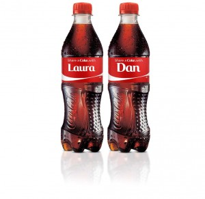 share a coke campaign launches this summer