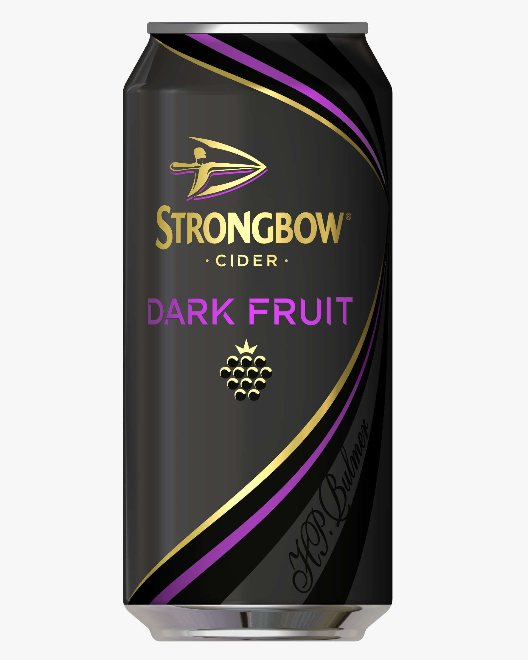 Strongbow Dark Fruits Cake